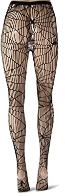Leg Avenue Women's Distressed Net Pantyhose