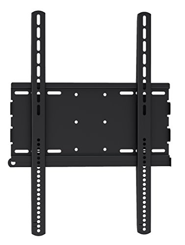 Inland TV Wall Mount with Anti-Theft Protection, Portrait Fixed 32