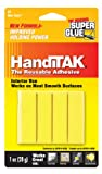 Super Glue Super Glue HT-12 HandiTAK Reusable Adhesive, Yellow, 1-Ounce, 12-Pack(Pack of 12)