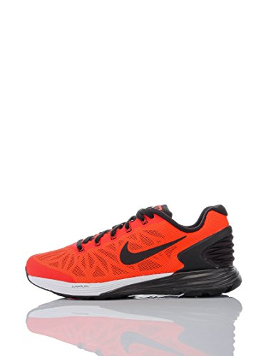 Bambini Rosso Lunarglide – nero Unisex Nike 6 qwfIxTvTg