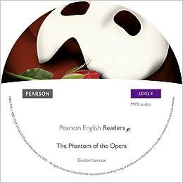Level 5: The Phantom of the Opera MP3 for Pack Pearson English Graded Readers: Amazon.es: Leroux, Gaston: Libros en idiomas extranjeros