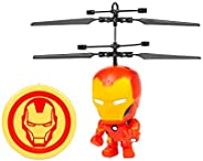 Marvel 3.5 Inch: Iron Man Flying Figure IR Helicopter (Marvel, Avengers, Iron Man)