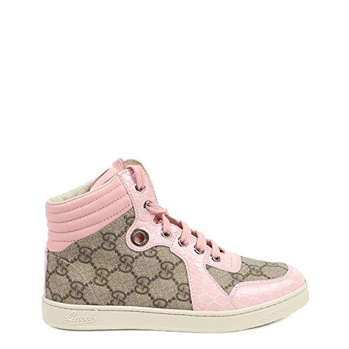 Gucci Sneakers Bambina Ragazza 271260 CEO10 5768 - Colore - Beige ... 48c64a18e7c