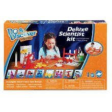 Deluxe 450+ Experiments in Physics & Energy Scientist Kit