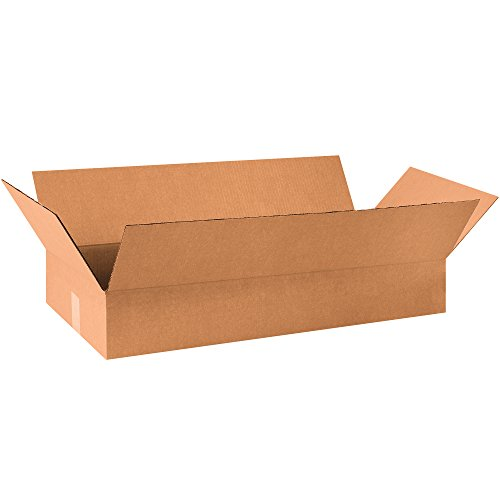 Tape Logic TL30124 Corrugated Boxes, 30