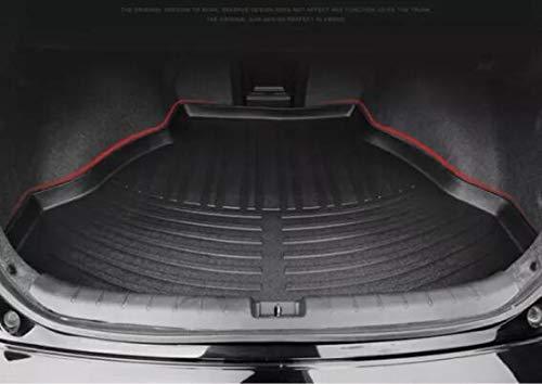 (caartonn Trunk Cargo Mat Cargo Tray Cargo Liner Trunk Cover Floor Mat for Honda Accord 2013 2014 2015 2016)