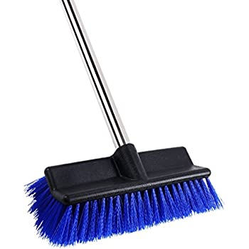 Amazon Com Meibei Deck Brush Heavy Duty Deck Scrubber