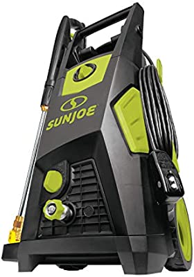 Sun Joe SPX3500 2300-PSI 1 48 GPM Brushless Induction Electric Pressure  Washer, w/Brass Hose Connector