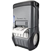 Intermec PB22A10004000 Series PB22 2 Rugged Mobile Direct Thermal Label-Receipt Printer, Bluetooth, RS232 Serial and USB, 203 dpi