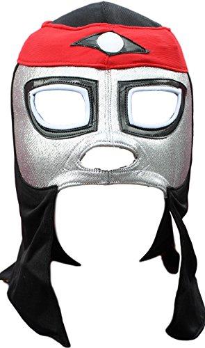 Octagon Professional Luchador Lucha Libre Mask Adult Size - Premium Quality