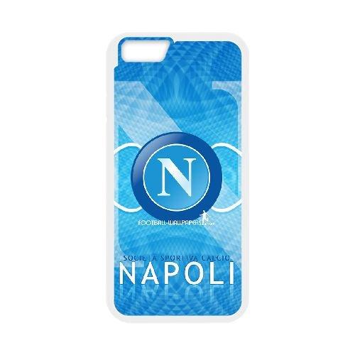 Napoli 010 coque iPhone 6 Plus 5.5 Inch Housse Blanc téléphone portable couverture de cas coque EOKXLKNBC22330