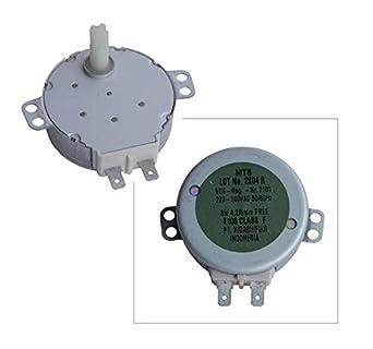 Miele - Motor de plato giratorio para Miro microondas Miele ...