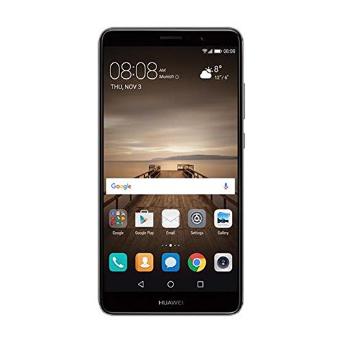 Huawei Mate 9 64GB Single-SIM (GSM Only, No CDMA) Factory Unlocked 4G/LTE Smartphone (Grey) - International Version with No Warranty