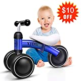 XJD Baby Balance Bikes Bicycle Children Baby Walker 10 Month-24 Months Toys for 1 Year Old No Pedal Baby First Bike Infant Toddler First Birthday Gift