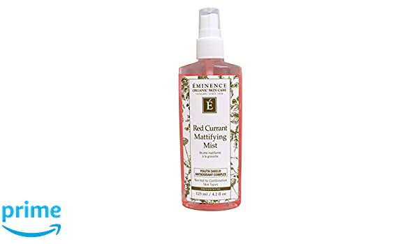 Eminence Red Currant Mattifying Mist 4.2 oz Image Iluma Intense Lightening Cleanser - 118ml/4oz