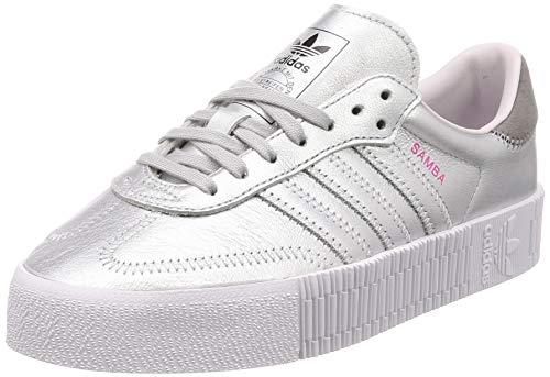 Deporte 1 Plamet De Zapatillas 000 W Plateado Eu Sambarose Para tinorc 3 Mujer 39 Adidas qwxIt78Ca