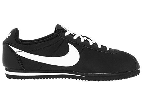 Nike Black / White, Zapatillas de Deporte para Niños Blanco (Black / White)