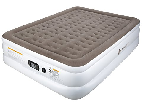 Etekcity Upgraded Air Mattress Blow Up Elevated Raised Guest Bed Inflatable Airbed with Built-in Electric Pump (22 Inch (Comfort Top Kit)