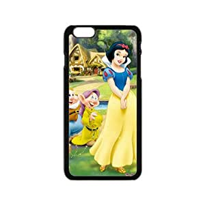Elegant snow white Cell Phone Case for Iphone 6