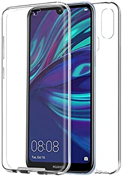 Mb Accesorios Huawei Y7 2019 Funda DE Silicona Delantera + Trasera ...