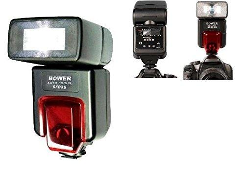 Bower sfd35 Nデジタルフラッシュfor Nikon d7200 d7100 d7000 d5600 d5500 d5300 d5200 d5100 d3400 d3300 d3200 d3100 d3000 d610 d600 d300s d300 d90 d80   B01F4UEVQY