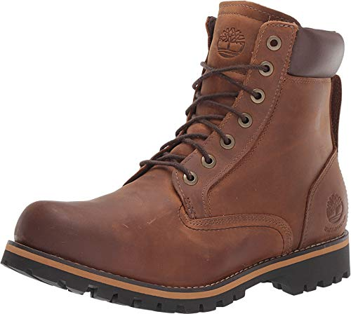 Timberland Men's Earthkeepers Rugged Boot, Medium brown full grain, 10.5 M US (Zapatos Timberland Man)