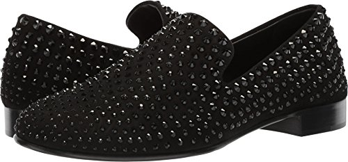 Used, Giuseppe Zanotti Men's Kevin Studded Loafer Black 1 for sale  Delivered anywhere in USA
