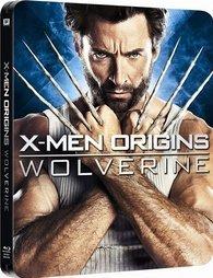 X-Men Origins: Wolverine - Limited Edition Steelbook Blu-ray Region Free: Amazon.es: Cine y Series TV