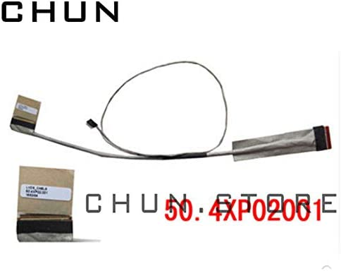 FCQLR New Screen Cable for DELL 14R 3421 5421 V2421 5437 5435 M431 3437 Cable 50.4XP02.001 LCD Cable