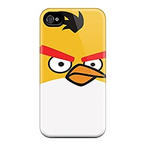 AshnleyFryers HIGwFFL5006AhBaG Case For Iphone 4/4s With Nice Angry Birds Appearance