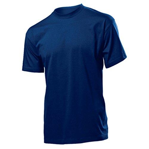 T-shirt Shirt von Stedman S M L XL XXL XXL verschiedene Farben und ein Kalender von Pluspol XXL,Navyblue