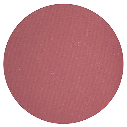 Tuscan Rose Matte Mauve Eyeshadow Single Eye Shadow Makeup Magnetic Refill Pan 26mm, Paraben Free, Gluten Free, Made in the USA (Palette Tuscan)