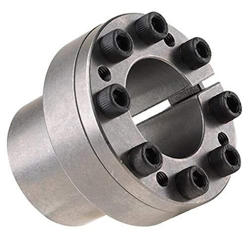 25.4 Width 25.4 Width 02376595 Fenner Drives T901008 B-Loc Shrink Disc M4 x 12 Screw Size 8 mm ID 3 Locking Screws 25.4 mm OD