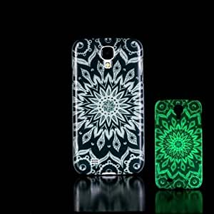 Aztec Pattern Glow in the Dark Hard Case for Samsung Galaxy S4 Mini I9190