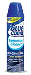 Easy to use interior cleaner and stain up-lifter. Convenient built-in scrub cap helps you extract ground-in stains from carpet, upholstery and floor mats.