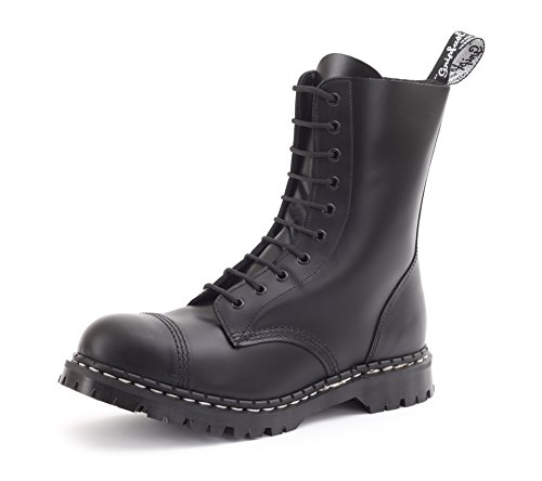 Cheap Real Leather Boots - 6