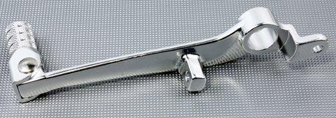 Pedal Folding Chrome Brake (Emgo 83-30862 Alloy Forged Aluminum Folding Brake Pedal)