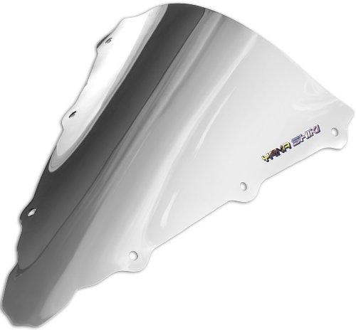 - Yana Shiki YW-3006CSI R Series Chrome Silver Windscreen for Yamaha YZF-R1