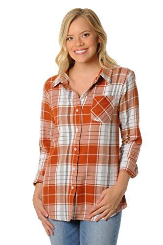Ncaa Button Down Shirt - 4