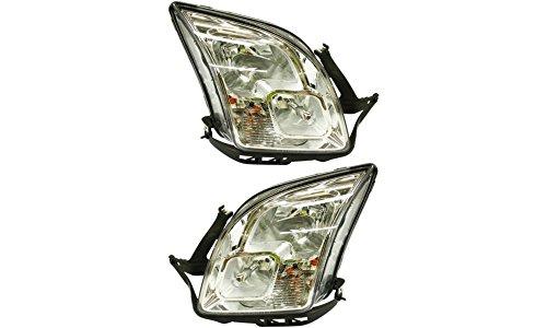 Evan Fischer EVA13572055256 Headlight Composite Passenger product image