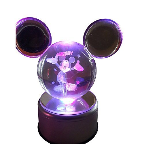 Mickey Mouse Led Night Light in US - 8