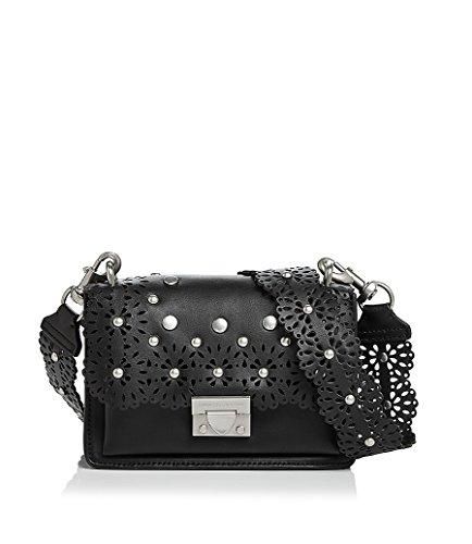 Rebecca Minkoff Leather Handbag Christy SM Shoulder Bag HS18LLCD14HBS1 001