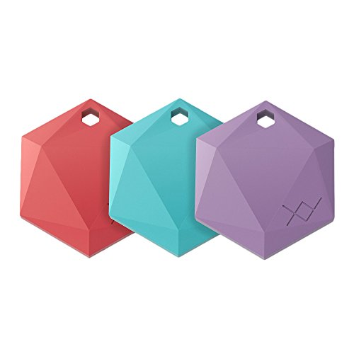 Tracker Beacon (XY Find It  XY2 Second Generation Bluetooth Item Finder for iOS and Android - Spring 3-Pack)