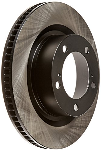 Centric Parts 120.44156 Premium Brake Rotor with E-Coating