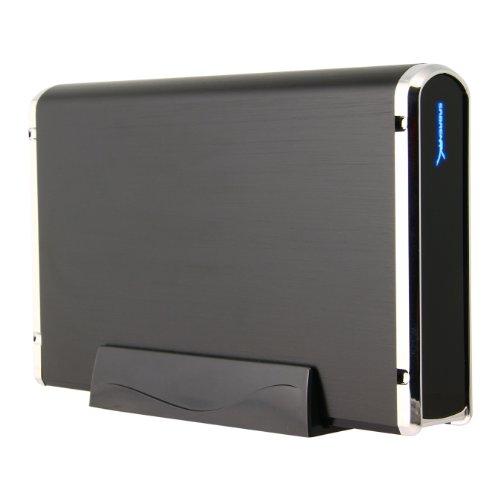Sabrent USB 3.0 SATA 3.5-Inch Aluminum Hard Drive Enclosure