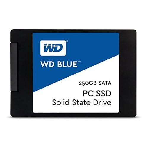 chollos oferta descuentos barato WD Blue disco de estado sólido SSD interno de 250 GB SATA a 6 Gb s y 2 5