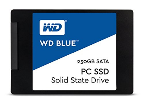 Western Digital WD Blue SSD interne 250 Go - SATA 6 Gbit/s 2,5'' by Western Digital