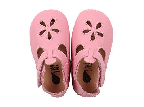 Bobux 4307Baby per gattonare scarpe sandali rosa taglia: L (15–21mesi)