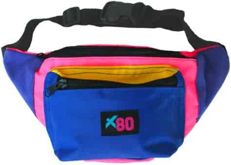 X80 Neon Fanny Pack