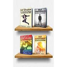 Self Development: 4 Books - Daily Habits For Self Discipline, Self Confidence, Self Love & Self Improvement (Self Development,Self Discipline,Self Love,Self Help Books,Self Development Books Book 1)